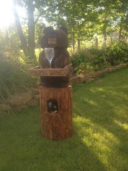 SD Provan Mum's Wine Bear 1
