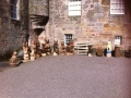 SD Provan Chainsaw Carvings on display at Kellie Castle
