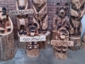 SD Provan Selection of Chainsaw Carved Bears