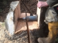 SD Provan - Splitting large stump