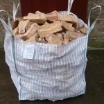 Hardwood Logs Vented Bulk Bags