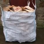 Softwood Logs Vented Bulk Bag